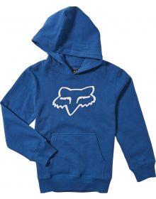 Fox Racing Legacy Youth Sweatshirt Royal Blue