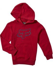 Fox Racing Legacy Youth Sweatshirt Chili
