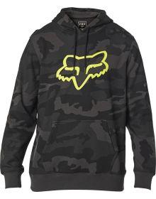 Fox Racing Legacy Foxhead Pullover Sweatshirt Black Camo