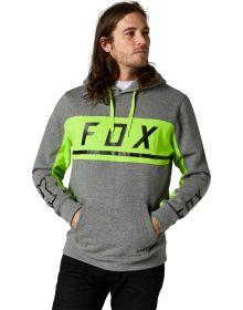 Fox Racing Merz Pullover Sweatshirt Heather Graphite