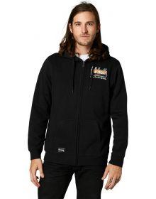 Fox Racing Pro Circuit Zip up Sweatshirt Black