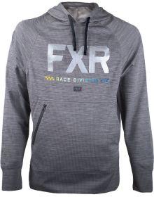 FXR Pilot PO Hoodie Sweatshirt Heather/Black