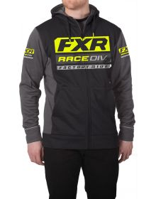 FXR Race Division Tech Sweatshirt Black/Hi Vis