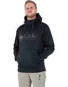 FXR Helium Tech Pullover Hoodie Sweatshirt Black Ops