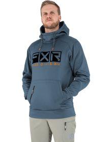 FXR Helium Tech Pullover Hoodie Sweatshirt Steel/Black