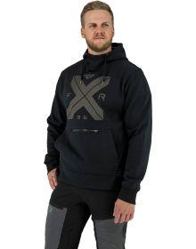 FXR Authentic Pullover Hoodie Sweatshirt Black Ops
