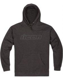 Icon Clasicon Hoody Sweatshirt Grey