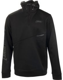 509 Sector Quarter Zip Sweatshirt Black