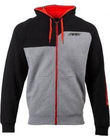509 R - Series Full Zip Hoodie - Racing Red