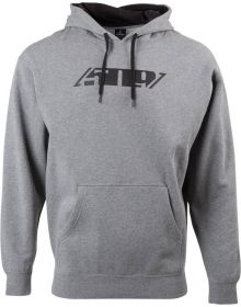 509 Legacy Pullover Hoodie - Heather Gray