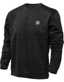 Seven Benchmark Crew Neck Sweatshirt Black