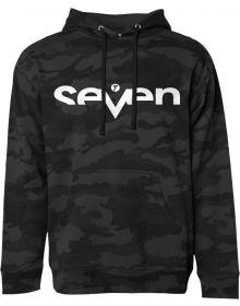 Seven Brand Sweatshirt Black Camo