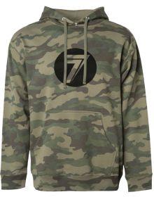 Seven Dot Sweatshirt Camo