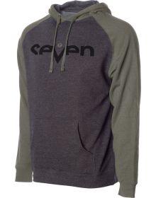Seven Dot 21.1 Sweatshirt Charcoal Heather/Olive