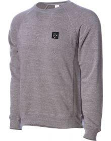 Seven Benchmark Crew Sweatshirt Charcoal Heather