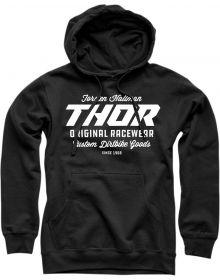 Thor Goods Pullover Sweatshirt Black