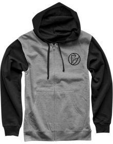 Thor Iconic Zip-Up Sweatshirt Black