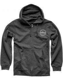 Thor Hallman Tradition Zip-Up Sweatshirt Gray
