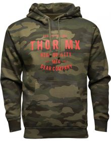 Thor Crafted Pullover Sweatshirt Camo