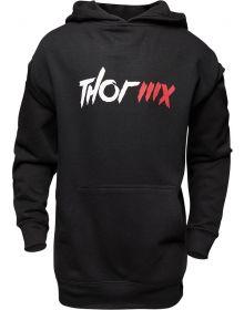 Thor MX Youth Pullover Sweatshirt Black