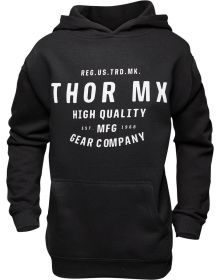 Thor Crafted Youth Pullover Sweatshirt Black
