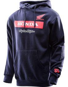 Troy Lee Designs Honda Block Pullover Sweatshirt Navy