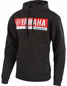 Troy Lee Designs Yamaha Pullover Sweatshirt Black