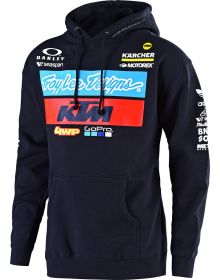 Troy Lee Designs KTM Team 2019 Pullover Sweatshirt Navy