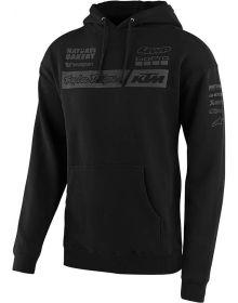 Troy Lee Designs KTM Team 2020 Pullover Sweatshirt Black