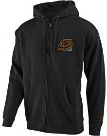 Troy Lee Designs TLD Mix Zip-Up Sweatshirt Black