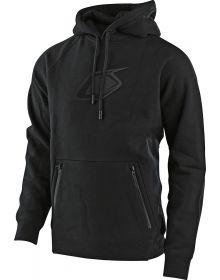 Troy Lee Designs Blackout Embossed Pullover Sweatshirt Black