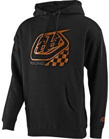 Troy Lee Designs Precision 2.0 Checkers Pullover Sweatshirt Black