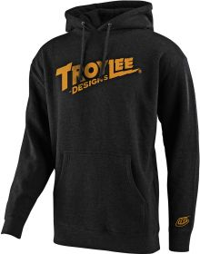 Troy Lee Designs Voltage Youth Pullover Sweatshirt Black
