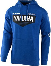 Troy Lee Designs Yamaha L4 Pullover Sweatshirt Royal Heather