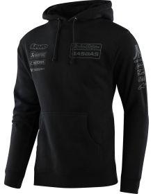 Troy Lee Designs Gas Gas Team Pullover Sweatshirt Black
