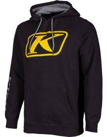Klim K Corp Pullover Sweatshirt Black/Yellow