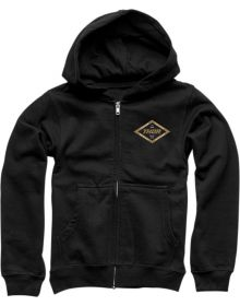 Thor Namesake Youth Zip-Up Sweatshirt Black