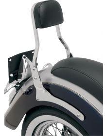Cobra Backrest Short 14In XVS110 - 99-07 Yamaha XVS1100 Vstar