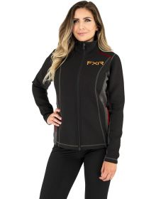 FXR Altitude Zip-Up Tech Womens Sweatshirt 25TH edition