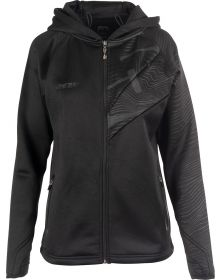 509 Tech Womens Zip Sweatshirt Black