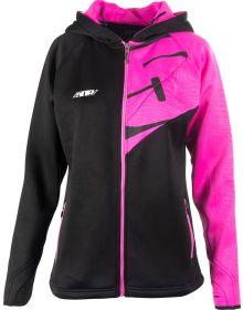 509 Tech Womens Zip Sweatshirt Pink