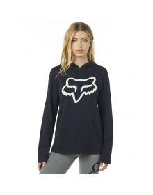 Fox Racing Tailwhip Womens Pullover Sweatshirt Black