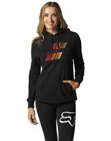 Fox Racing Power Slide Womens Sweatshirt Black
