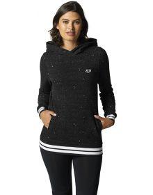 Fox Racing Constellation Womens Sweatshirt Black