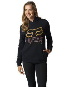 Fox Racing Overhaul Womens Sweatshirt Black