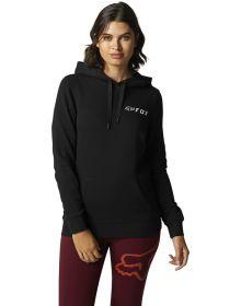 Fox Racing Apex Womens Sweatshirt Black