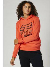 Fox Racing Hightail Womens Sweatshirt Flamingo