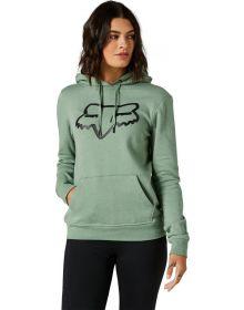 Fox Racing Boundary Womens Sweatshirt Sage