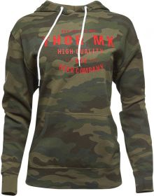 Thor Crafted Womens Pullover Sweatshirt Camo