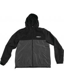 Answer Flatout Windbreaker Jacket Black/Graphite
